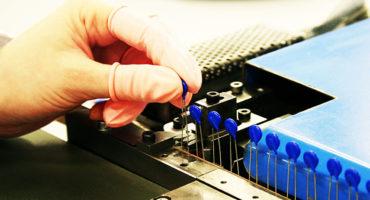 Trägerband, Varistor, bedrahtete Bauteile, Radial-Gurtung - MBLE-lohngurtservice