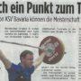 Sponsoring Gewichtheben 2018, KSV-Bavaria, Mble Lohngurtservice