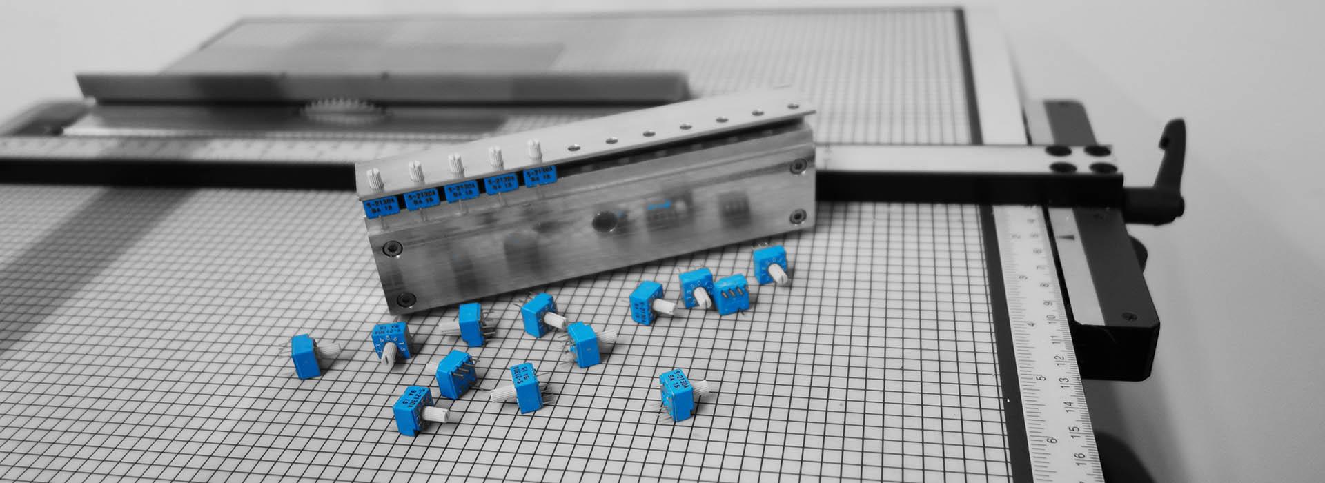 Bauteilvorbereitung, Bauteilkonfektionierung - MBLE-lohngurtservice